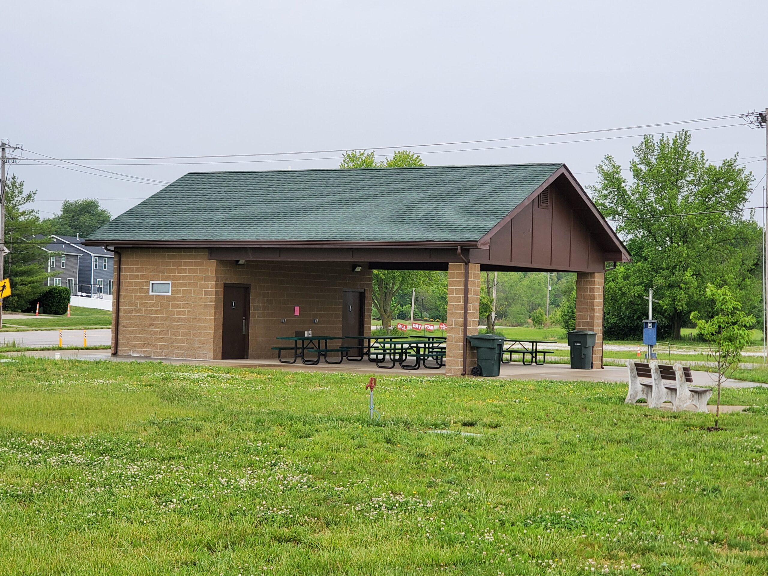 Pavillion 2 City of Cottleville